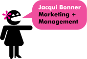 Jacqui Bonner Marketing + Management